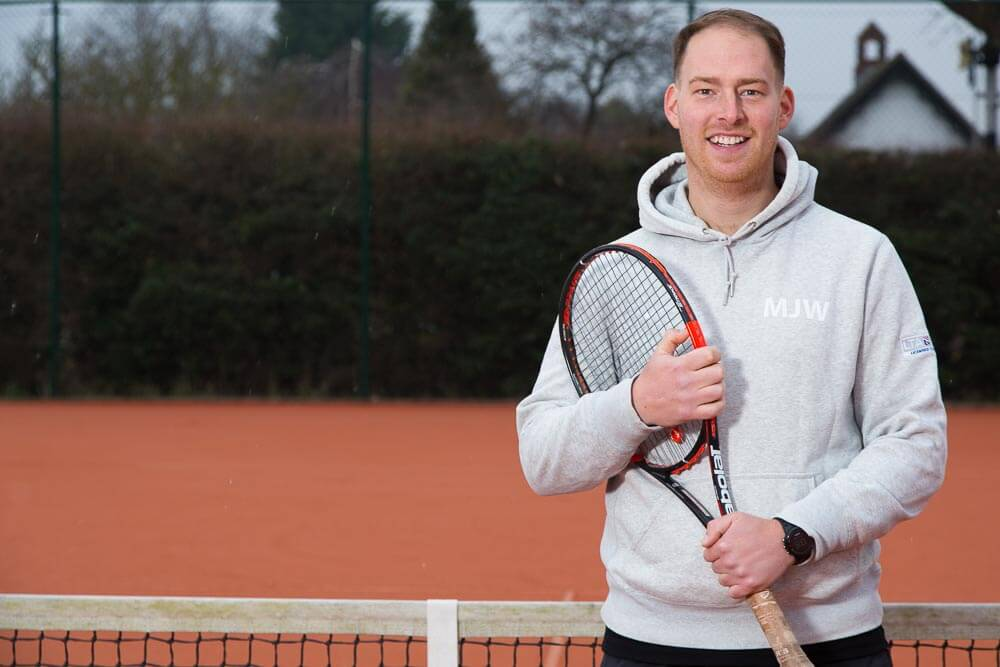 A portrait of Thame... Thame Tennis Club by Mark Hewitson Photography of Thame